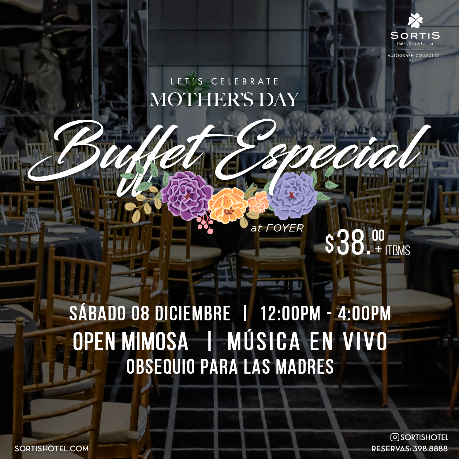 LET´S CELEBRATE MOTHER´S DAY